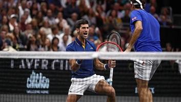 Tenisz: Kikapott a Federer, Đoković páros Chicagóban - illusztráció