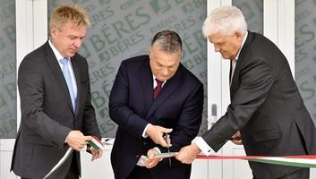 Orbán Viktor: A gyógyszeripar a magyar gazdaság húzóágazata - illusztráció