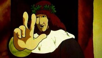 A Mátyás király a mesék világában című gyermekrajzpályázat eredményhirdetése - illusztráció