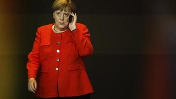 A német sajtó Angela Merkel vereségeként értékeli a vezetőváltást a CDU/CSU-frakcióban - illusztráció