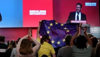Brexit: Jóváhagyta a munkáspárti kongresszus a párt Brexit-stratégiáját - illusztráció