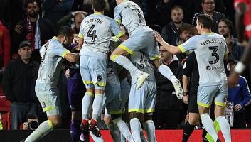 Labdarúgás: A Manchester United kiesett a ligakupából - illusztráció