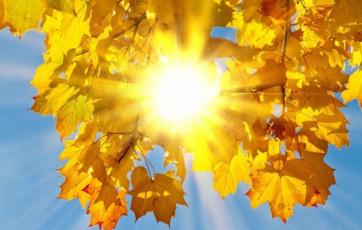 A hétvégén is napsütés: Folytatódik a vénasszonyok nyara - A cikkhez tartozó kép