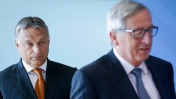Juncker: Orbánnak nincs többé helye az Európai Néppártban - A cikkhez tartozó kép