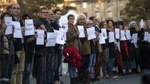 A hajléktalanságban élők védelmében tartottak demonstrációt a Parlament előtt - illusztráció