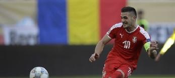 Labdarúgás NL: Szerbia döntetlent játszott Romániával - illusztráció