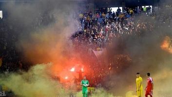 UEFA: Eljárást indítanak Romániával szemben - illusztráció