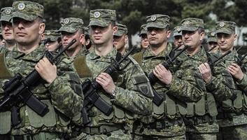 Hadsereggé alakítják át a koszovói biztonsági erőket - illusztráció
