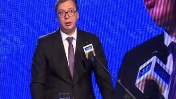 Vučić a biztonsági fórumon: A régiónak szüksége van az EU határozottabb szerepvállalására - illusztráció