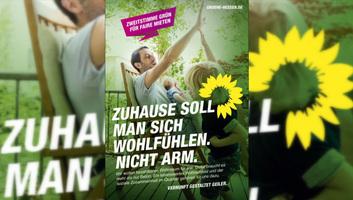 Németország: Előretörtek a Zöldek a választásra készülő Hessen tartományban - illusztráció