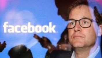 Nick Clegg volt brit miniszterelnök-helyettest nevezte ki globális kommunikációs vezetőjévé a Facebook - illusztráció