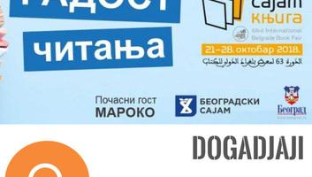 Október 21-én kezdődik a 63. Belgrádi Nemzetközi Könyvvásár - illusztráció