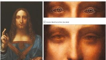 Szemproblémája segíthette Leonardót zseniális művei megalkotásában - illusztráció
