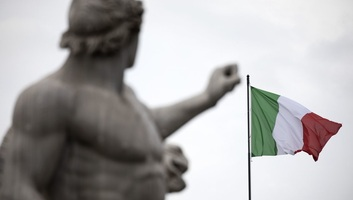 Leminősítette Olaszországot a Moody's - illusztráció