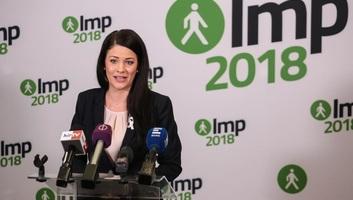 Társelnökké választották Demeter Mártát az LMP-ben - illusztráció