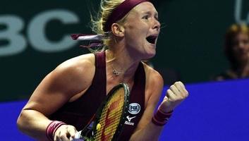 Tenisz: A US Open bajnoka és a wimbledoni győztes is kikapott - illusztráció