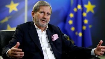 Hahn: Nem a koszovói rendezés Szerbia uniós tagságának egyetlen feltétele - illusztráció