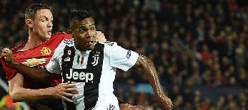Labdarúgás BL: Manchesterben győzött a Juventus - illusztráció