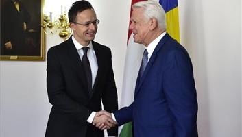 Szijjártó: Magyarországnak és az erdélyi magyarságnak is érdeke a jó magyar-román kapcsolat - illusztráció