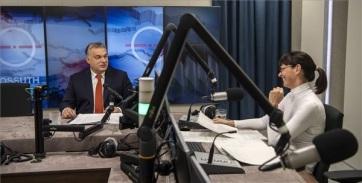 Orbán: A még erősebb családpolitika a nemzetnek és a fiataloknak is jó - A cikkhez tartozó kép