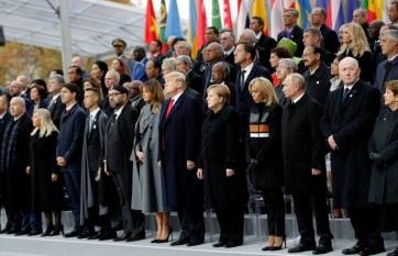 Napi fotó: Több mint 70 állami vezető...
