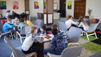 Játékos természettudományi foglalkozást tartottak Zentán - illusztráció