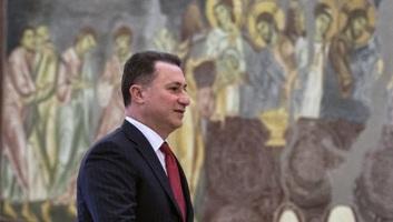 Elfogatóparancsot adtak ki Nikola Gruevszki volt macedón miniszterelnök ellen - illusztráció