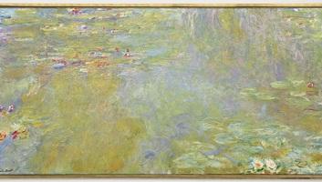 Monet tavirózsás képe volt a Christie's New York-i impresszionista aukciójának fénypontja - illusztráció