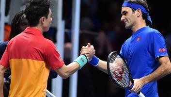 Tenisz: Federer vereséggel kezdett a világbajnokságon - illusztráció