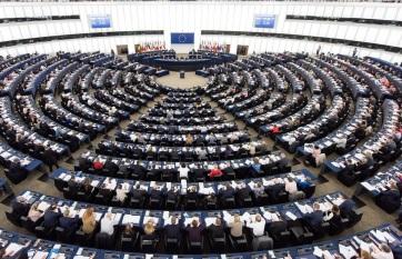 Napi fotó: Az Európai Parlament állásfoglalást...