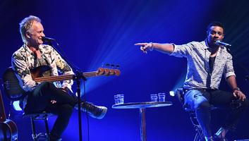 Ingyenes koncertet ad Sting és Shaggy Budapesten - illusztráció