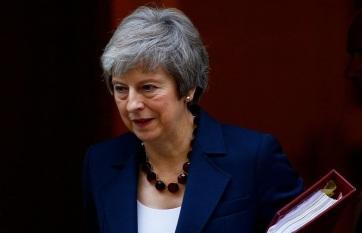 Napi fotó: A brit kormány jóváhagyta a Brexit...