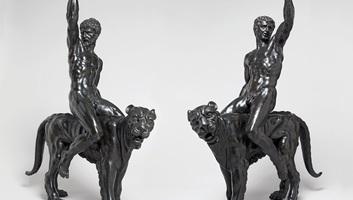 Michelangelo két fennmaradt bronzszobrát sikerült azonosítani - illusztráció