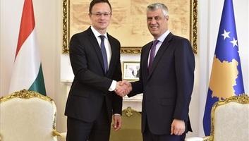Szijjártó: Támogatni kell a nyugat-balkáni országokat a migráció megállításában - illusztráció