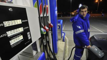 Csökkentek az üzemanyagárak Szerbiában - illusztráció