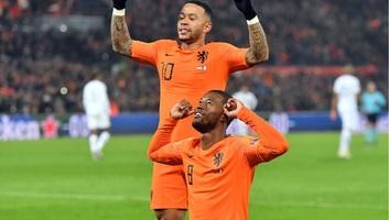 Labdarúgás NL: Franciaország kikapott Hollandiában, kiestek a németek - illusztráció