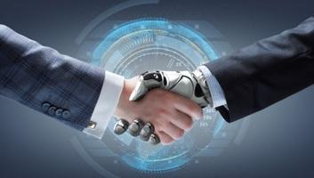A mesterséges intelligencia alkalmazása a kereskedelmet is átalakítja - illusztráció