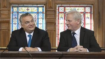 Orbán Viktor és Tarlós István aláírta a kormány és a főváros közötti megállapodást - illusztráció