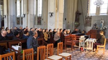 Zenta: Egyházzenei konferencia a Jézus Szíve templomban - illusztráció