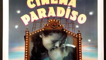 Felújított formában ismét mozikban a Cinema Paradiso - illusztráció