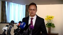 Szijjártó: A jelenlegi állás szerint reális esély van a magyar célkitűzések teljesülésére - illusztráció