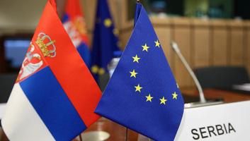 Szerb sajtó: Brüsszel megzsarolta Szerbiát, Vučić nem enged - illusztráció