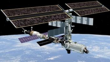 A Nemzetközi Űrállomás 20 éves - illusztráció