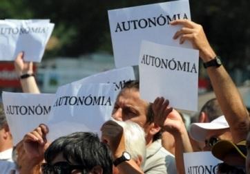 Etnikai enklávéktól félti Romániát a román ellenzék az RMDSZ újabb autonómiakövetelése miatt - A cikkhez tartozó kép