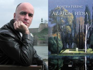 Kontra Ferenc regénye kapja az MMA Irodalmi Tagozatának év legjobb könyve díját - A cikkhez tartozó kép