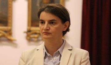 Ana Brnabić a 21. legbefolyásosabb politikusnő - A cikkhez tartozó kép