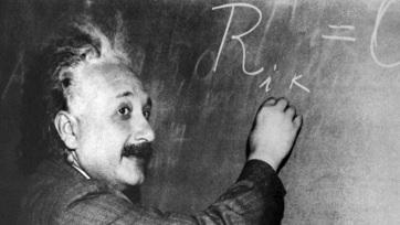 Négy perc alatt elkelt Einstein Isten-levele - A cikkhez tartozó kép