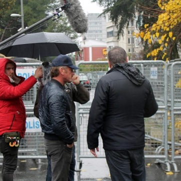 Sean Penn dokumentumfilmet forgat a Hasogdzsi-gyilkosságról - A cikkhez tartozó kép