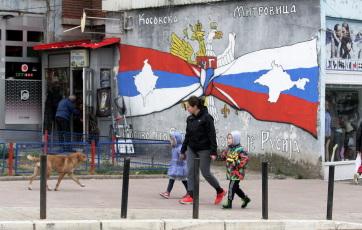 Vučić: Nem engedjük meg, hogy elűzzék a szerbeket - A cikkhez tartozó kép