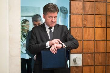 Mégis marad a tisztségéről korábban lemondó szlovák külügyminiszter - A cikkhez tartozó kép